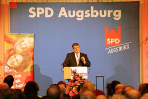 Sigmar Gabriel, SPD-Pateivorsitzender, Vizekanzler