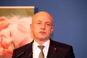 Hauptredner: Joachim Wolbergs, SPD Oberbürgermeister in Regensburg