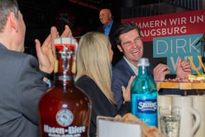 Wahlkampfauftakt der Augsburger SPD in der Kälberhalle
