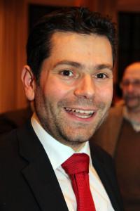 SPD Stadtrat Dr. Florian Freund