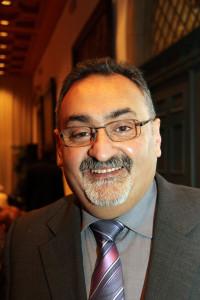 SPD Stadtrat Yalcin Hüseyin