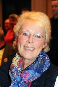 SPD Schatzmeisterin Ingrid Schaletzky